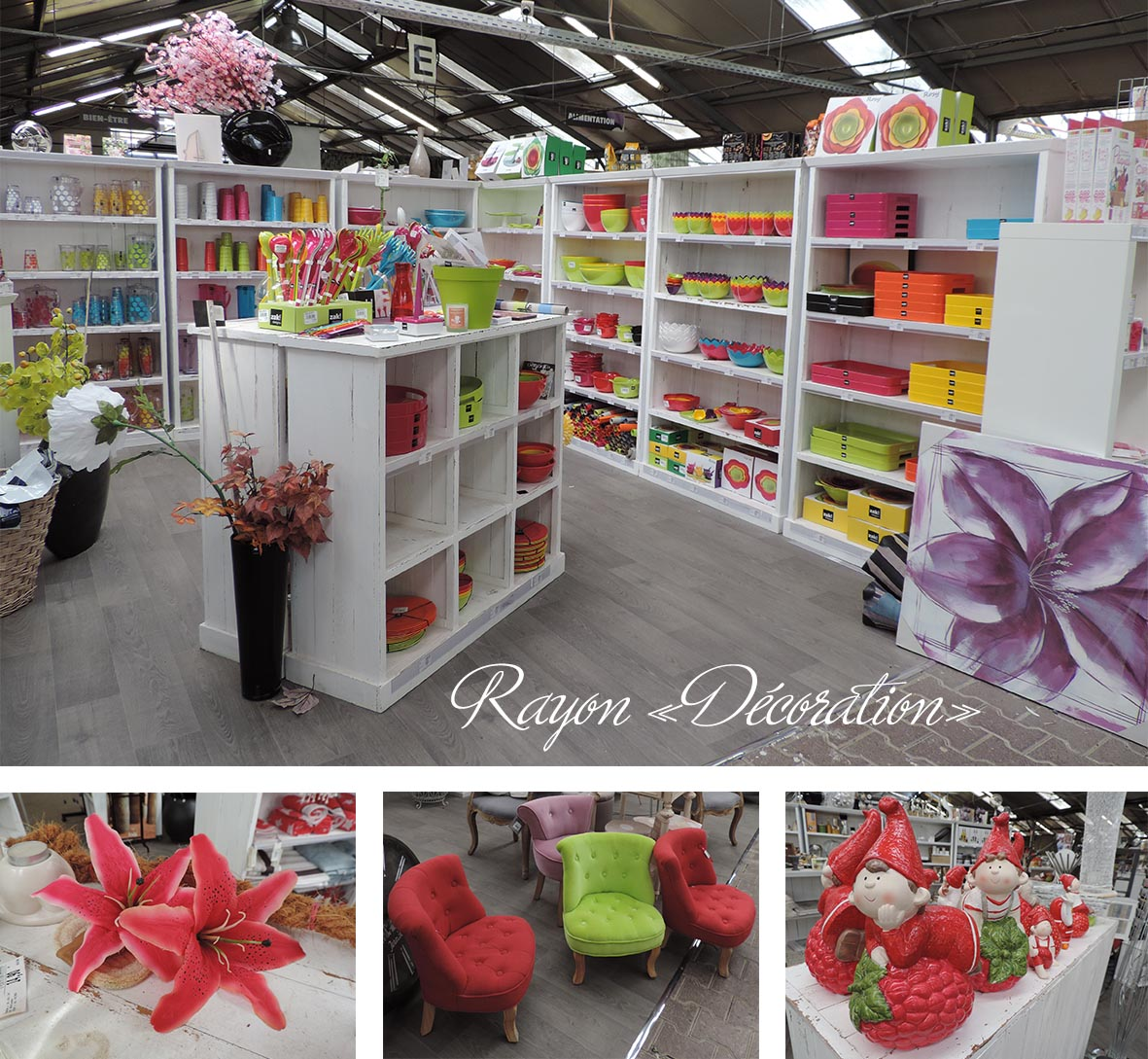 Rayon Décoration